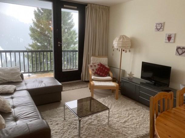 Location vacances Arâches-la-Frasse -  Appartement - 6 personnes - Lecteur DVD - Photo N° 1