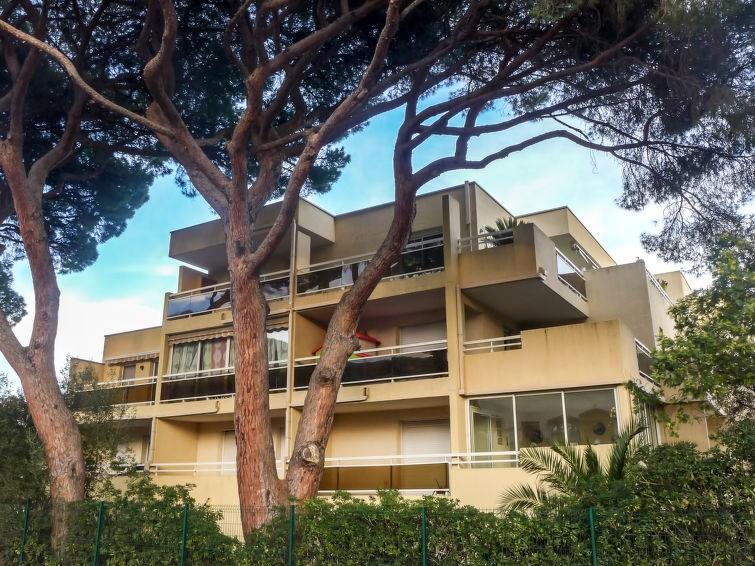 Location vacances Cavalaire-sur-Mer -  Appartement - 4 personnes - Jardin - Photo N° 1