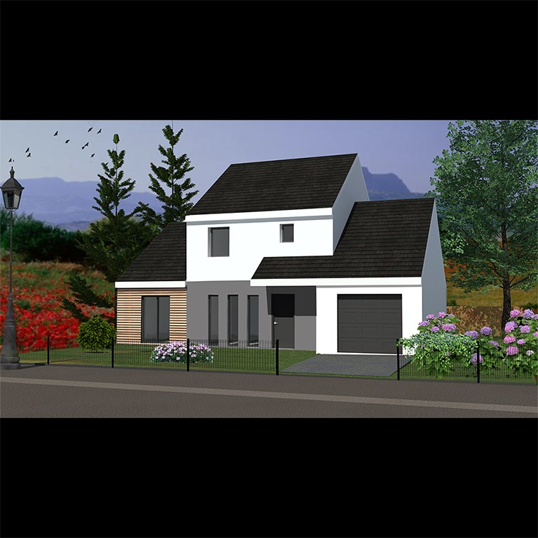 Maison  6 pièces + Terrain 3650 m² Châlons-en-Champagne par VILLACREA