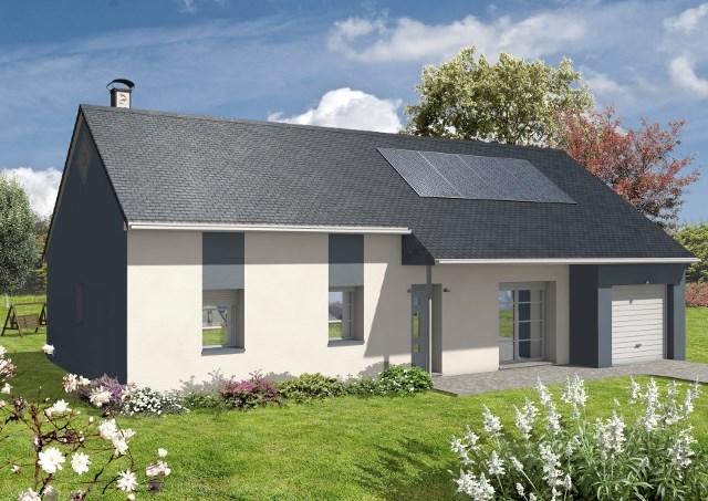 Maison  1 pièces + Terrain Saint-Géréon par MAISONS D'EN FRANCE LOIRE ATLANTIQUE