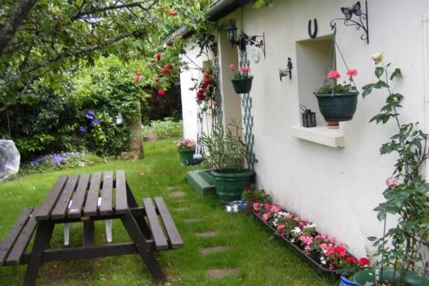 Location vacances Bazaiges -  Gite - 4 personnes - Barbecue - Photo N° 1