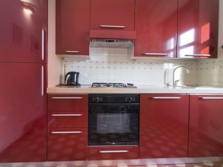 Appartement pour 4 personnes à Viareggio