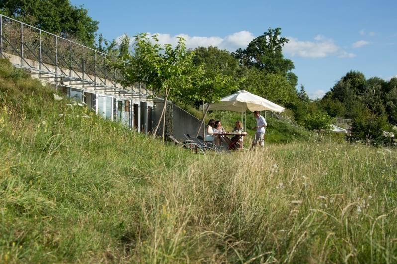 Location vacances Sainte-Féréole -  Insolite - 8 personnes - Court de tennis - Photo N° 1