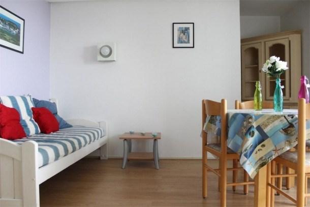 Location vacances La Rochelle -  Appartement - 5 personnes - Télévision - Photo N° 1