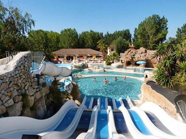 Location vacances Agde -  Maison - 6 personnes - Chaise longue - Photo N° 1