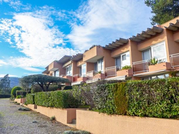 Location vacances Cavalaire-sur-Mer -  Appartement - 2 personnes - Télévision - Photo N° 1