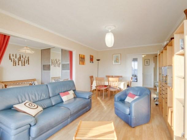 Location vacances Ouistreham -  Appartement - 6 personnes - Télévision - Photo N° 1