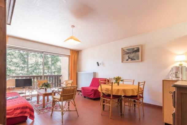 Location vacances Saint-Chaffrey -  Appartement - 5 personnes - Télévision - Photo N° 1