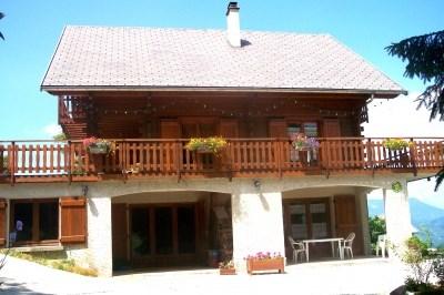 Location vacances Saint-Pierre-d'Entremont -  Maison - 6 personnes - Barbecue - Photo N° 1