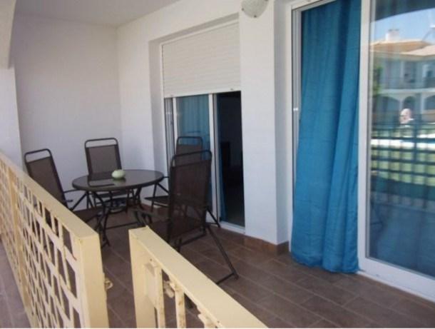 Location vacances Tarifa -  Appartement - 8 personnes - Télévision - Photo N° 1