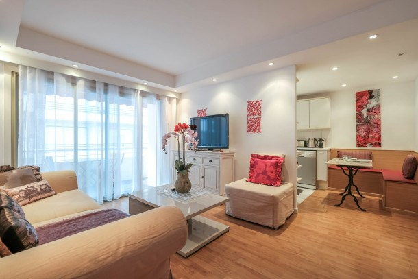 WDF 1 bedroom ideally located in the heart of Cannes !!