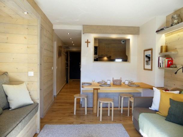 Location vacances Les Allues -  Appartement - 7 personnes - Cheminée - Photo N° 1