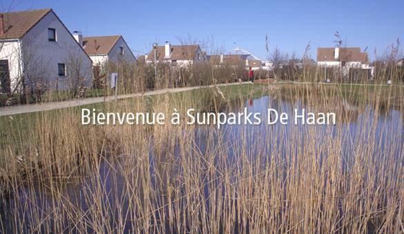 Sunparks De Haan - 2 maisons 6 personnes à louer