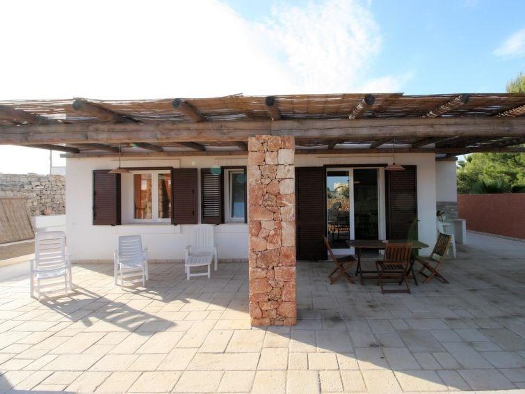 Maison pour 3 personnes à Taviano