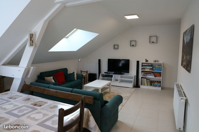 Location vacances Barcelonnette -  Appartement - 6 personnes - Chaise longue - Photo N° 1