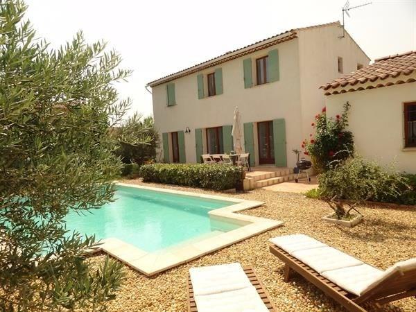 Lubéron - Belle Villa - piscine privée - Wifi gratuit - 4 chambres - 8 personnes
