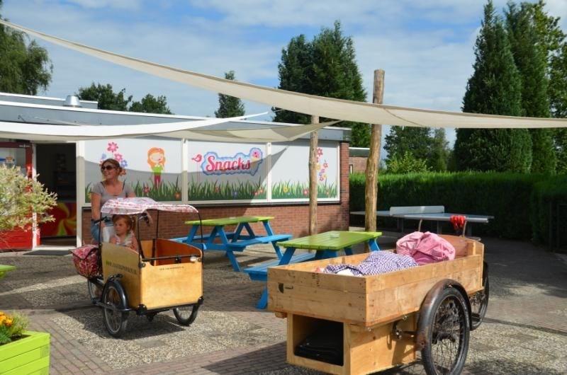 De Lente van Drenthe, 380 emplacements, 40 locatifs
