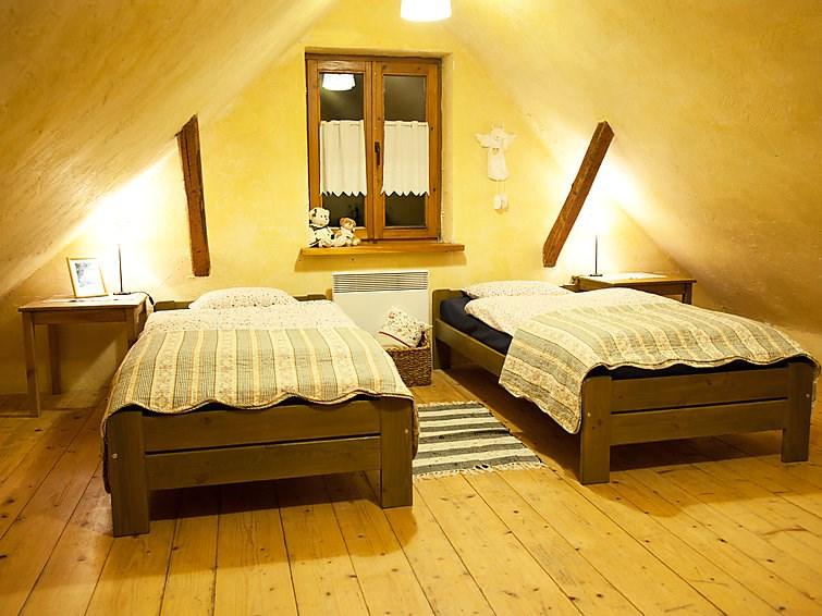 Maison pour 3 personnes à Cisowa