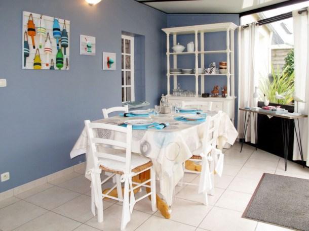 Location vacances Plouescat -  Maison - 4 personnes - Barbecue - Photo N° 1