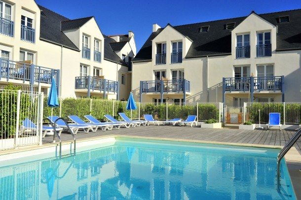 Location vacances Audierne -  Appartement - 4 personnes - Télévision - Photo N° 1
