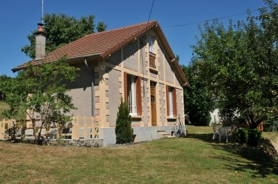 Holiday rentals Laroquebrou - Cottage - 6 persons - BBQ - Photo N° 1