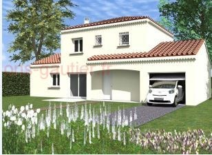 Maison  3 pièces + Terrain 700 m² Gonfaron par MAISONS COTE SOLEIL VAR