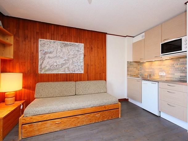 Location vacances Tignes -  Appartement - 2 personnes - Lecteur DVD - Photo N° 1