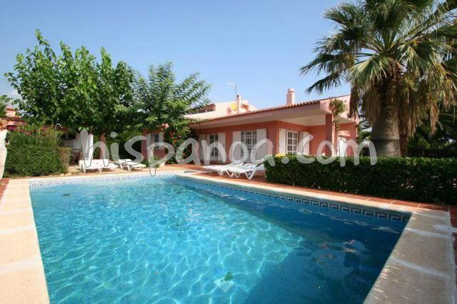 Location villa pour 10 personnes à Ametlla - Villa proche plage |medcar