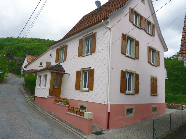 Holiday rentals Luttenbach-près-Munster - Apartment - 4 persons - Garden furniture - Photo N° 1