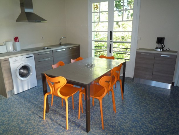 Location vacances Sanguinet -  Appartement - 8 personnes - Télévision - Photo N° 1