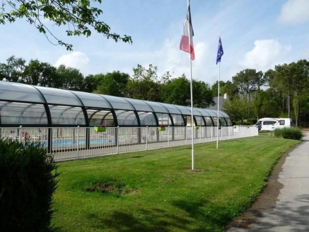 Camping Saint Laurent - Mobil-home 2 chambres grand confort 30 m²