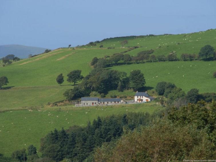 Maison pour 3 personnes à Aberystwyth