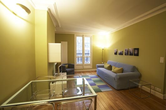 Location vacances Paris 5e Arrondissement -  Appartement - 4 personnes - Chaîne Hifi - Photo N° 1