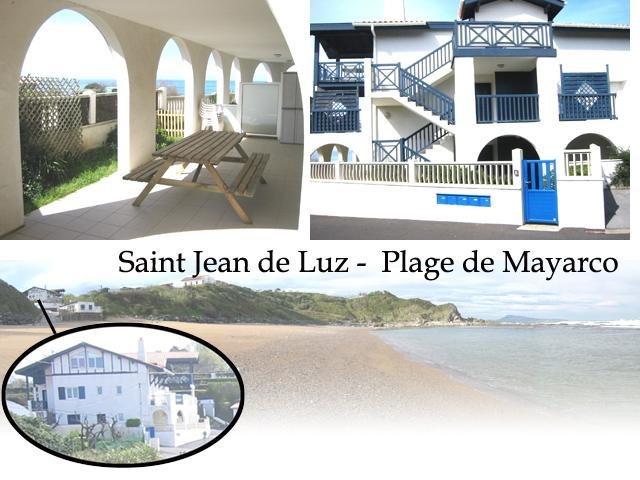Appartement pour 6 pers. avec parking privé, Saint-Jean-de-Luz