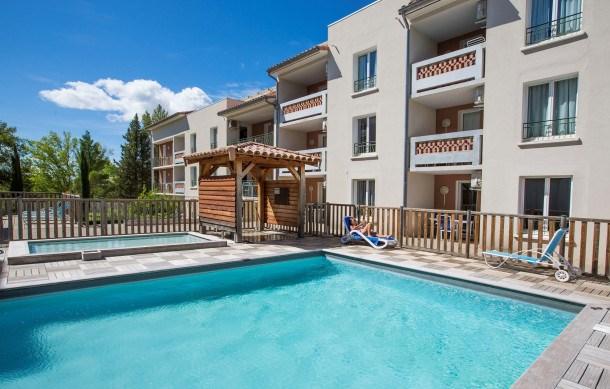 Location vacances Gréoux-les-Bains -  Appartement - 5 personnes - Balcon - Photo N° 1