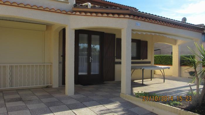 Villa dans résidence de standing pour 7 personne(s)
