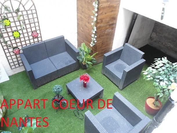 Location vacances Nantes -  Appartement - 6 personnes - Télévision - Photo N° 1