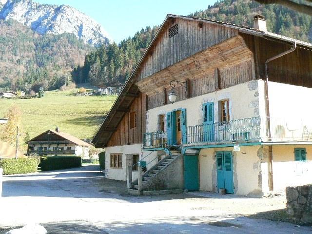 Location chalet 6 à 10 personnes tout confort au cœur de la Hte Savoie