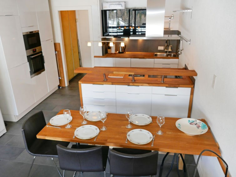 Appartement pour 5 à Siviez-Nendaz