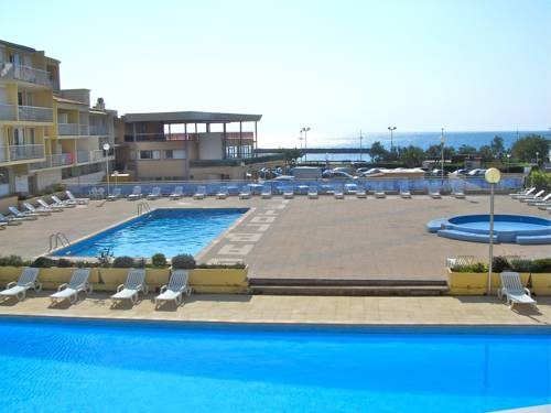 Location vacances Agde -  Appartement - 4 personnes - Barbecue - Photo N° 1