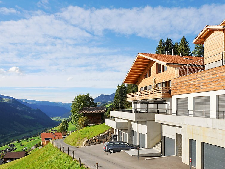 Location vacances Lenk -  Appartement - 5 personnes -  - Photo N° 1
