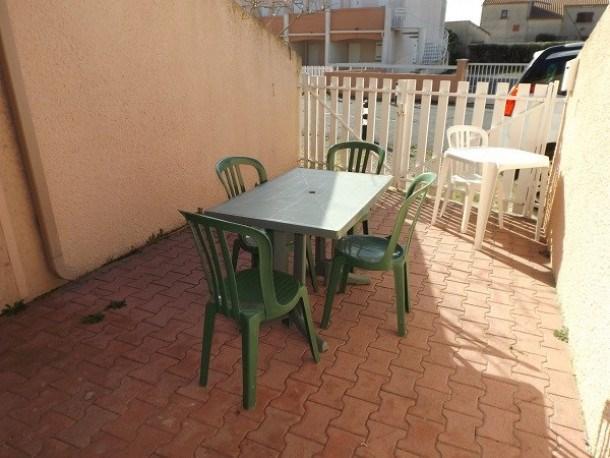 Location vacances Agde -  Appartement - 8 personnes - Télévision - Photo N° 1