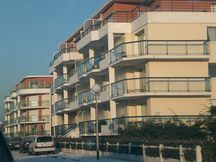 Alquileres de vacaciones Merlimont - Apartamento - 4 personas - Mueble de jardín - Foto N° 1