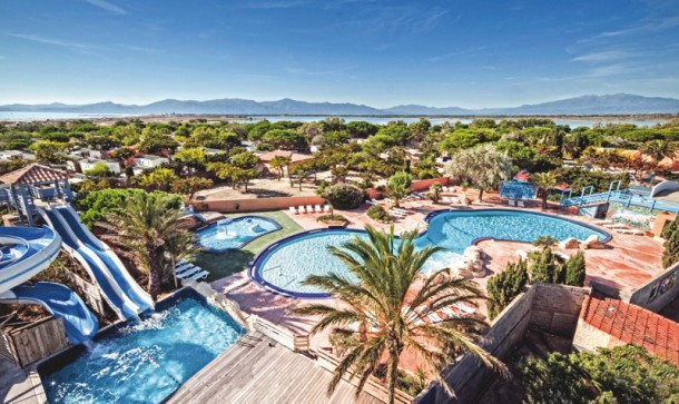 Location vacances Canet-en-Roussillon -  Maison - 10 personnes - Chaise longue - Photo N° 1