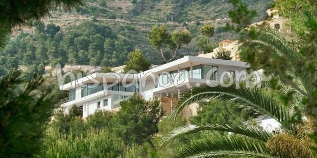 House for 12 ppl. with pool, Altea