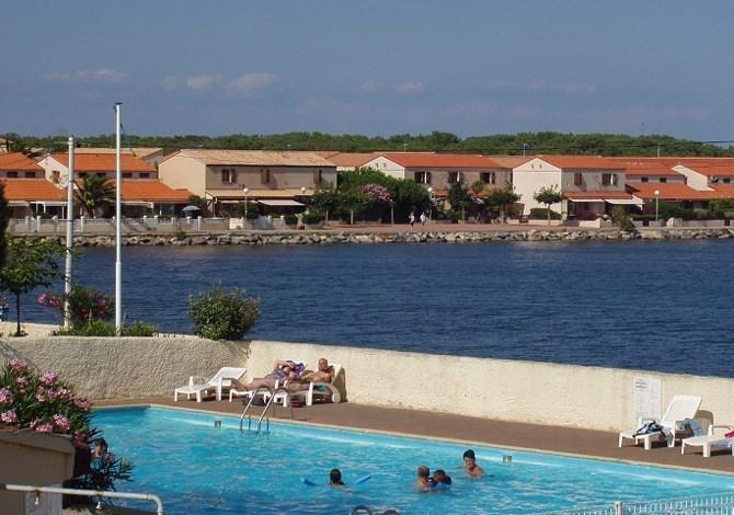 maison T3 Mezzanine- Terrasse- piscine- 6 Personnes
