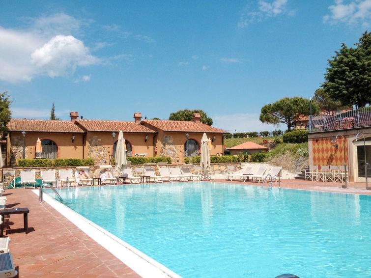 Location vacances Monteverdi Marittimo -  Appartement - 6 personnes -  - Photo N° 1