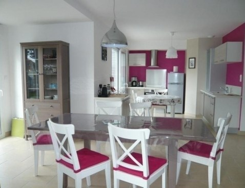 Location vacances Barneville-Carteret -  Appartement - 6 personnes - Barbecue - Photo N° 1