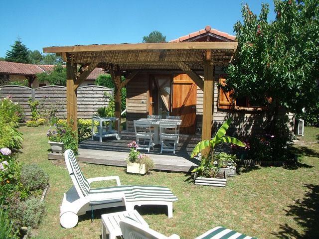 Location vacances Lit-et-Mixe -  Maison - 2 personnes - Barbecue - Photo N° 1