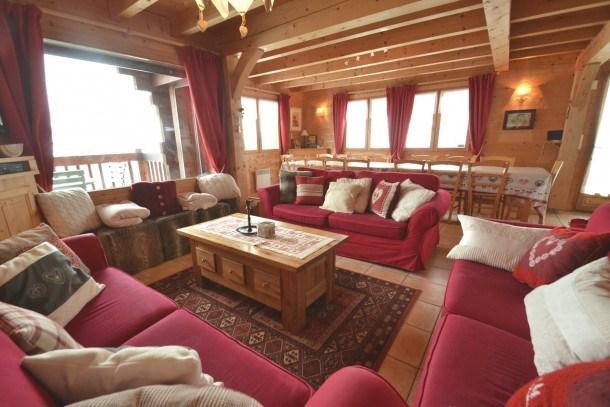 Location vacances Le Grand-Bornand -  Maison - 16 personnes - Télévision - Photo N° 1